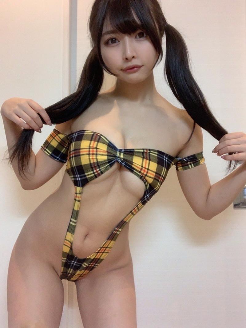 【橋本ひかりエロ画像】日本一脱げる法学部グラドルとかいう現役女子大生wwww 31
