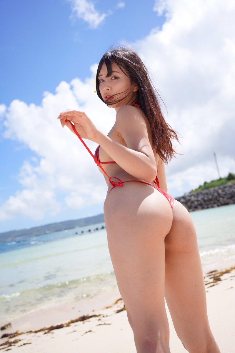 【橋本ひかりエロ画像】日本一脱げる法学部グラドルとかいう現役女子大生wwww 46