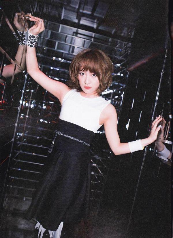 【高橋みなみお宝画像】元AKB48アイドルが現役だった頃の可愛らしいグラビアの数々 12