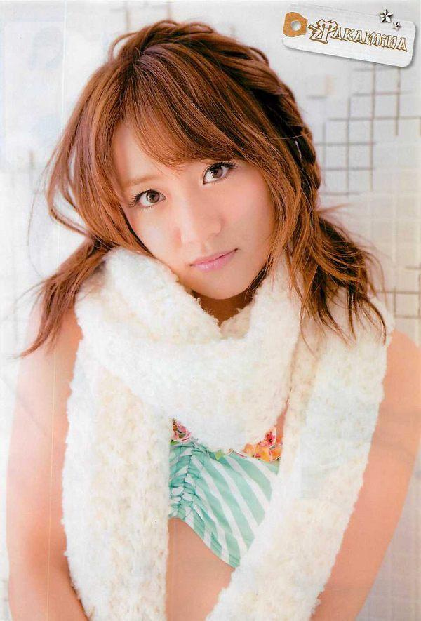 【高橋みなみお宝画像】元AKB48アイドルが現役だった頃の可愛らしいグラビアの数々 29