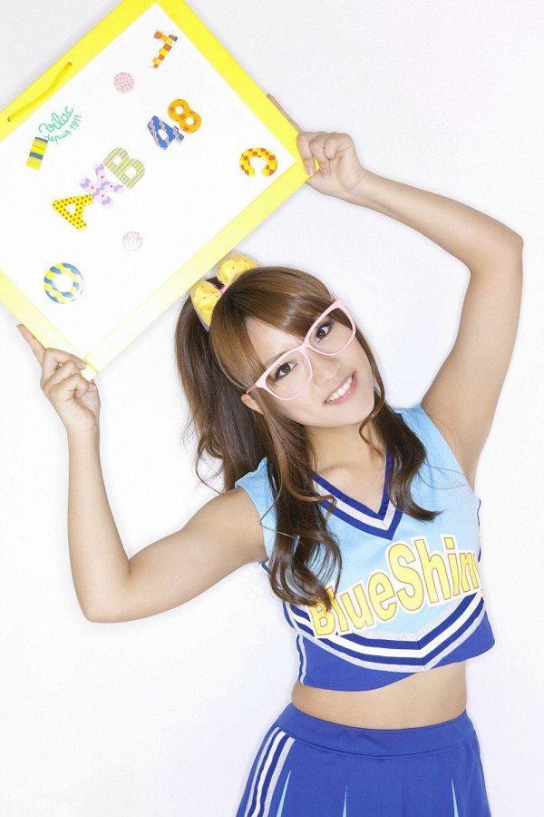 【高橋みなみお宝画像】元AKB48アイドルが現役だった頃の可愛らしいグラビアの数々 34