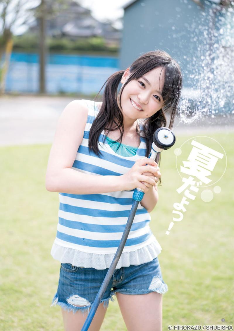【チーム8お宝画像】AKB系アイドルの谷間やパンチラ寸前のちょいエロな写真 58