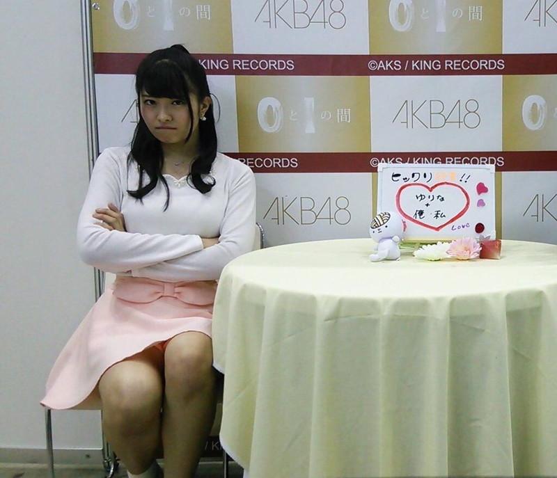 【チーム8お宝画像】AKB系アイドルの谷間やパンチラ寸前のちょいエロな写真 72