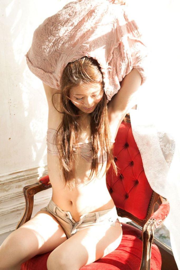 【多岐川華子グラビア画像】チヤホヤされたくて芸能界を目指したお嬢様グラドルw 17