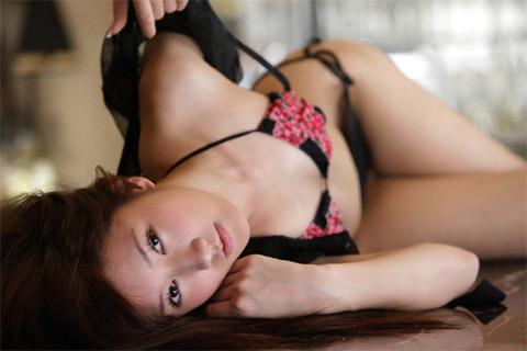 【多岐川華子グラビア画像】チヤホヤされたくて芸能界を目指したお嬢様グラドルw 46