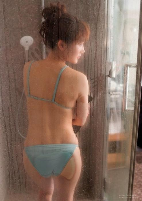 【矢倉楓子グラビア画像】元アイドルだけど意外とヌードまで披露してたんだなw 05