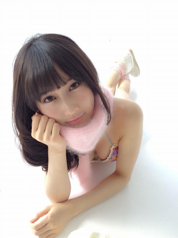 【矢倉楓子グラビア画像】元アイドルだけど意外とヌードまで披露してたんだなw 14
