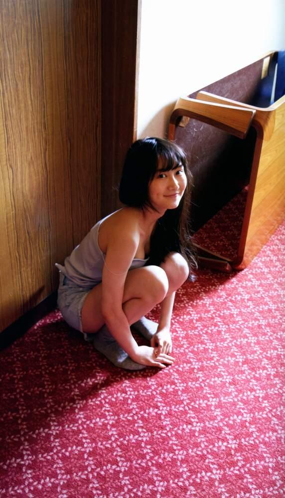 【矢倉楓子グラビア画像】元アイドルだけど意外とヌードまで披露してたんだなw 45