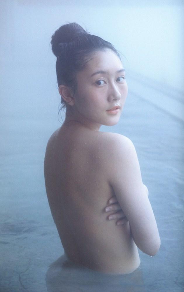 【矢倉楓子グラビア画像】元アイドルだけど意外とヌードまで披露してたんだなw 79