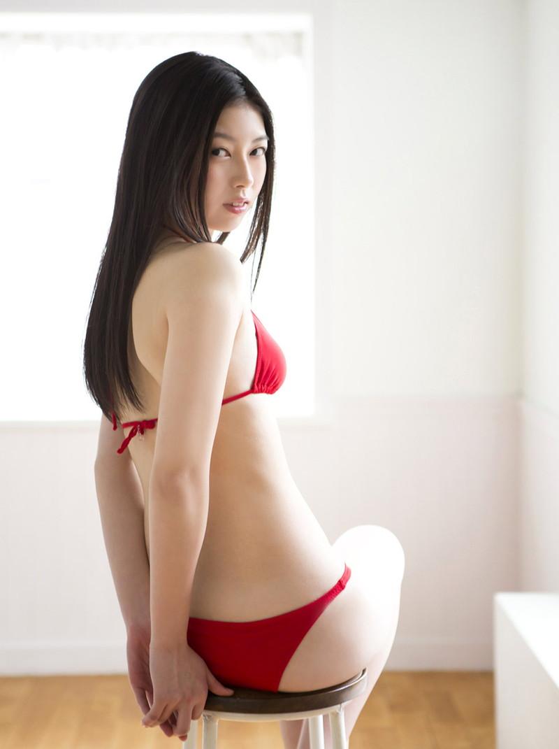 【橘麗美グラビア画像】色白スレンダーボディが綺麗でエロいグラドル美女の現在は? 09