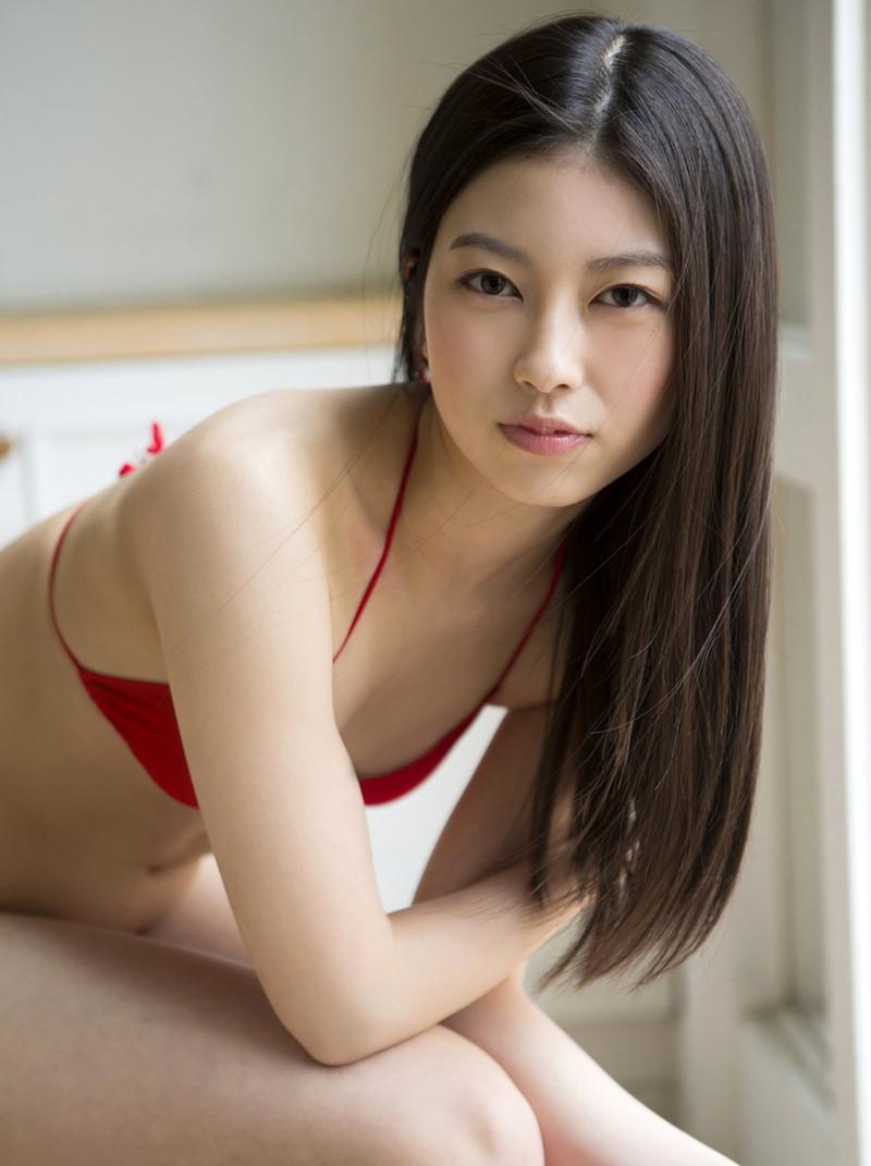 【橘麗美グラビア画像】色白スレンダーボディが綺麗でエロいグラドル美女の現在は? 11