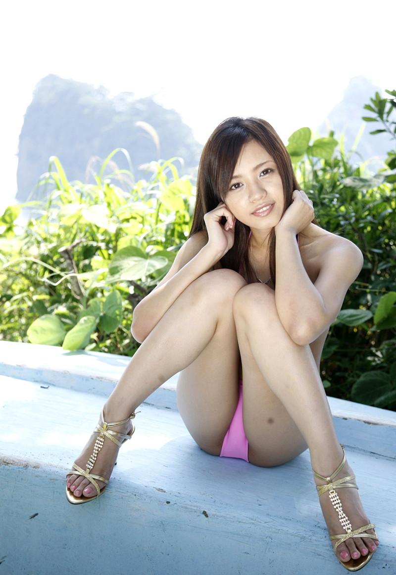 【橘麗美グラビア画像】色白スレンダーボディが綺麗でエロいグラドル美女の現在は? 21