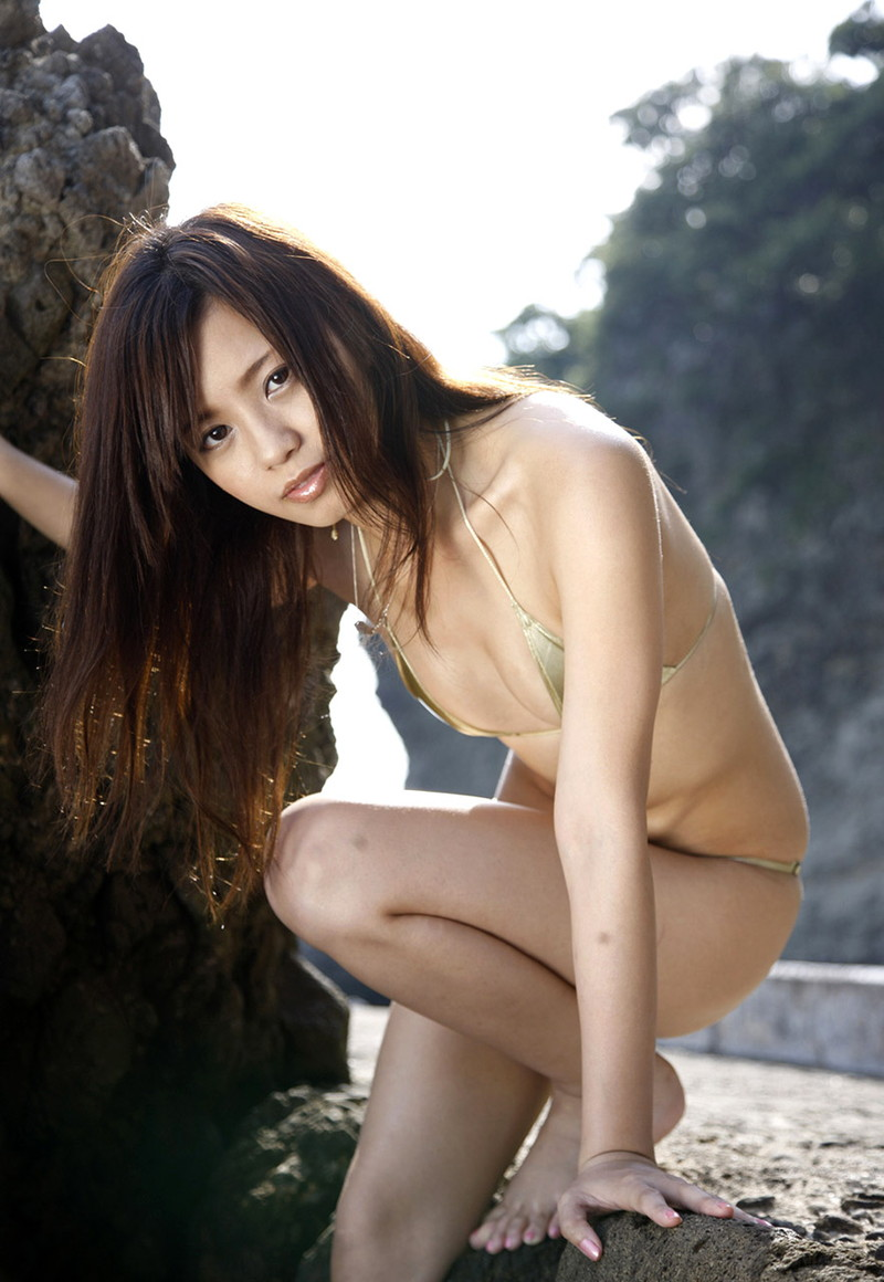 【橘麗美グラビア画像】色白スレンダーボディが綺麗でエロいグラドル美女の現在は? 61