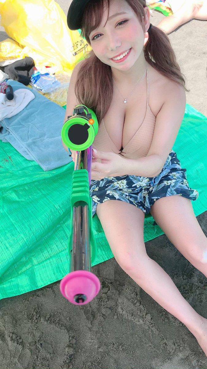 【夢見るぅエロ画像】小柄な身体にIカップ爆乳って男は結構大好物だよねw 04