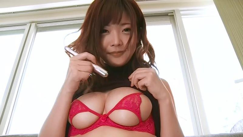 【藤田恵名エロ画像】イメージビデオでマンスジを見せちゃったシンガーグラドルw 33