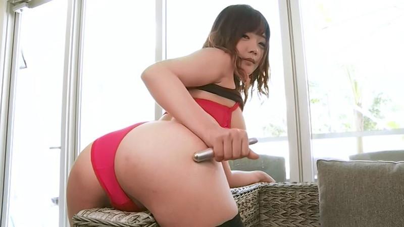 【藤田恵名エロ画像】イメージビデオでマンスジを見せちゃったシンガーグラドルw 35