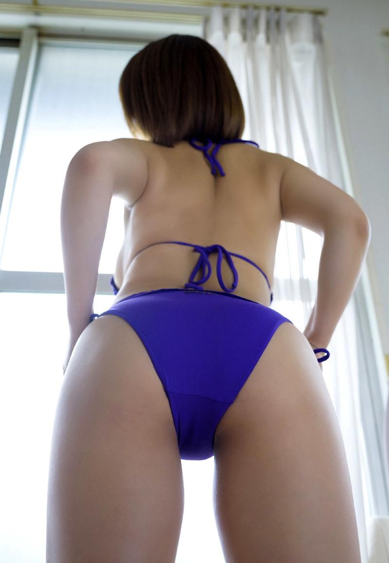 【美森ゆみなグラビア画像】爆乳巨尻のめちゃシコボディがまた見たい!! 56