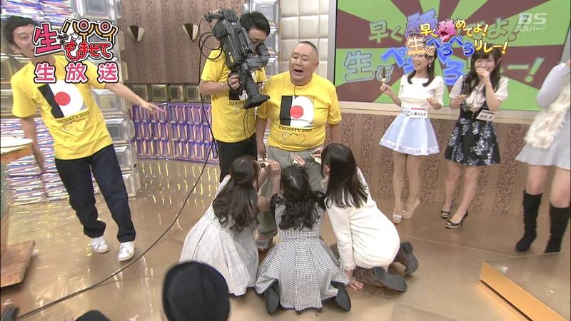 【お宝エロ画像】BSスカパーで24時間テレビをパロってヤリたい放題wwww 25