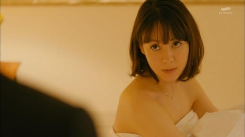 【トリンドル玲奈キャプ画像】モデルをしながらセックスも演じる異色ハーフ女優 33