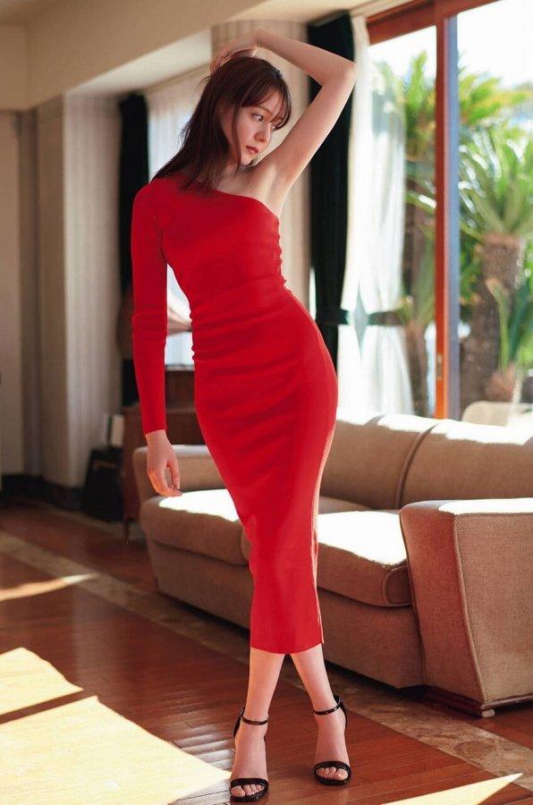 【トリンドル玲奈キャプ画像】モデルをしながらセックスも演じる異色ハーフ女優 44