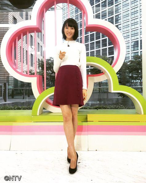 【お宝エロ画像】番組公認でたっぷり見られるお天気お姉さんのモデル美脚wwww 77