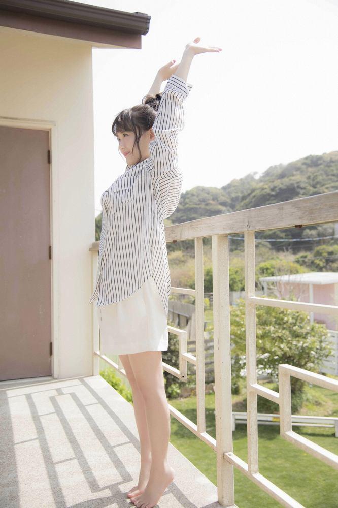 【尾崎由香グラビア画像】けもフレでサーバルちゃんを演じた声優がマジ可愛い! 17