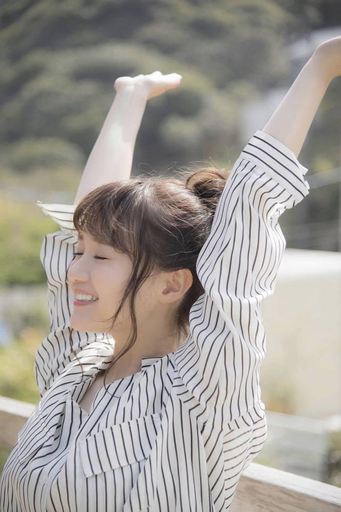 【尾崎由香グラビア画像】けもフレでサーバルちゃんを演じた声優がマジ可愛い! 18