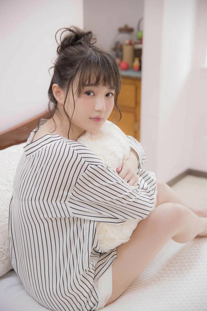 【尾崎由香グラビア画像】けもフレでサーバルちゃんを演じた声優がマジ可愛い! 20