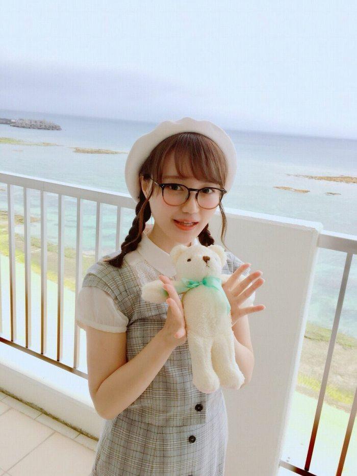 【尾崎由香グラビア画像】けもフレでサーバルちゃんを演じた声優がマジ可愛い! 73