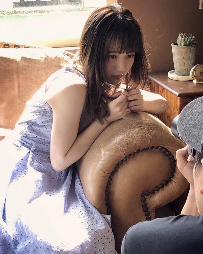 【尾崎由香グラビア画像】けもフレでサーバルちゃんを演じた声優がマジ可愛い! 75