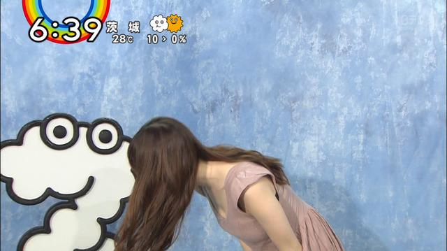 【團遥香お宝画像】ガチお嬢様の着衣オッパイや美脚をたっぷり見られたテレビ番組wwww 25
