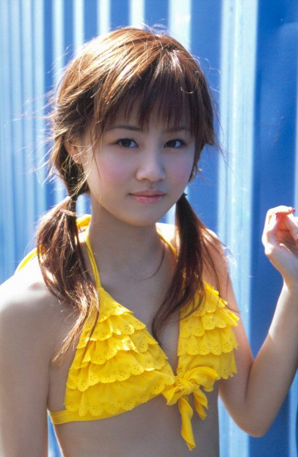 【新垣里沙グラビア画像】昭和生まれモーニング娘アイドルのビキニ水着! 62