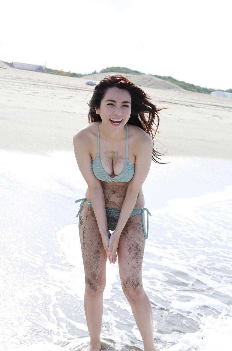 【仲村美海グラビア画像】逸材すぎる新人と称される次世代グラビアアイドル 18