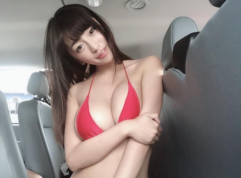 【☆HOSHINOエロ画像】めちゃシコGカップオッパイがもう見られないなんて残念過ぎる! 05