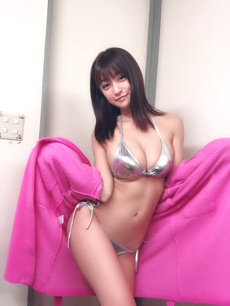 【☆HOSHINOエロ画像】めちゃシコGカップオッパイがもう見られないなんて残念過ぎる! 18