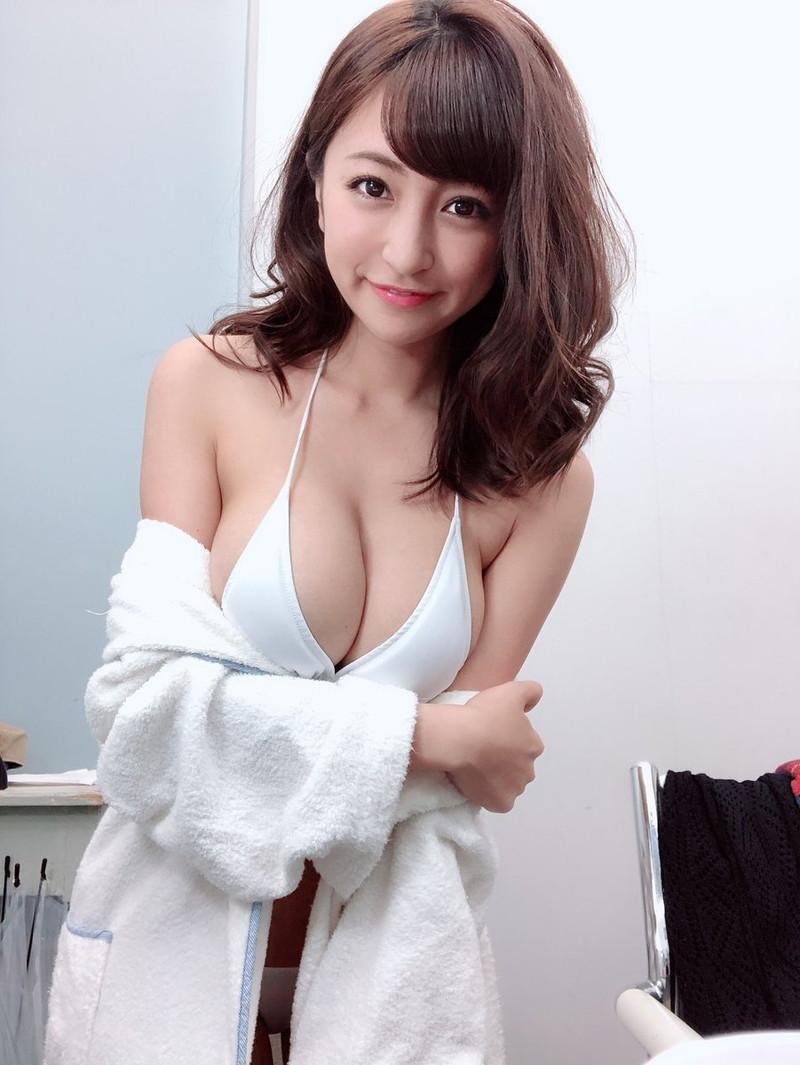 【☆HOSHINOエロ画像】めちゃシコGカップオッパイがもう見られないなんて残念過ぎる! 28