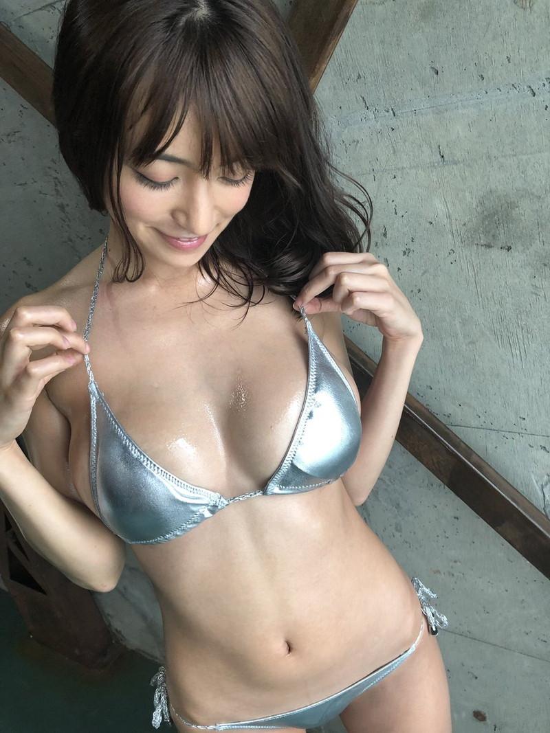 【☆HOSHINOエロ画像】めちゃシコGカップオッパイがもう見られないなんて残念過ぎる! 53