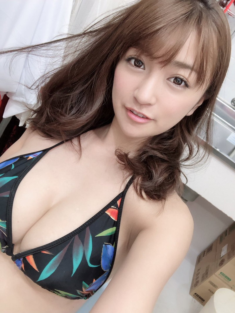 【☆HOSHINOエロ画像】めちゃシコGカップオッパイがもう見られないなんて残念過ぎる! 56