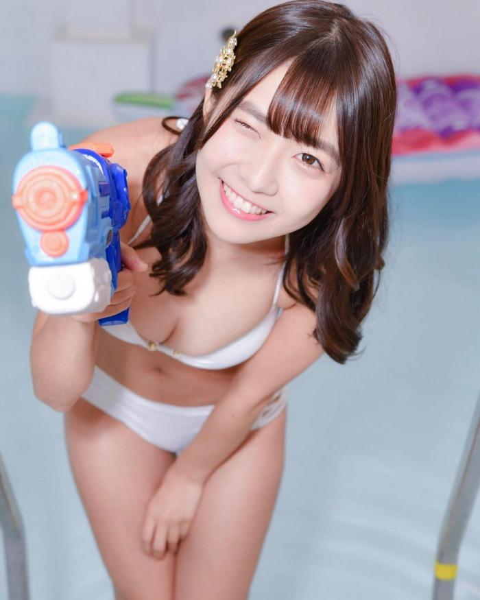 【天羽希純グラビア画像】水着撮影にハマってアイドル卒業したってマジかwwww 12