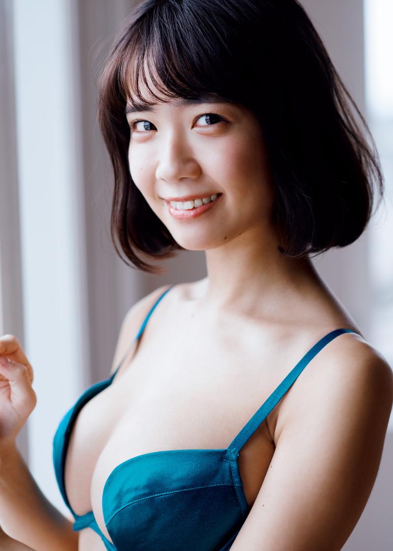 【天羽希純グラビア画像】水着撮影にハマってアイドル卒業したってマジかwwww 43