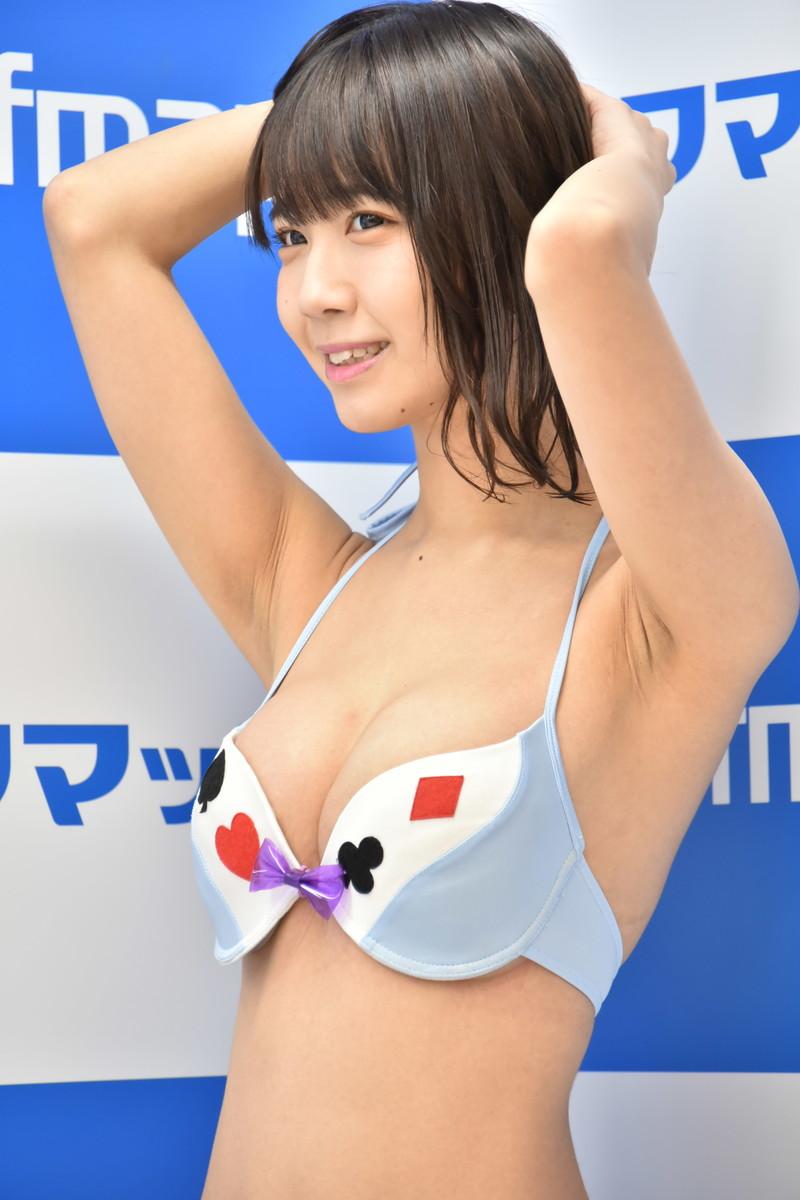 【天羽希純グラビア画像】水着撮影にハマってアイドル卒業したってマジかwwww 70