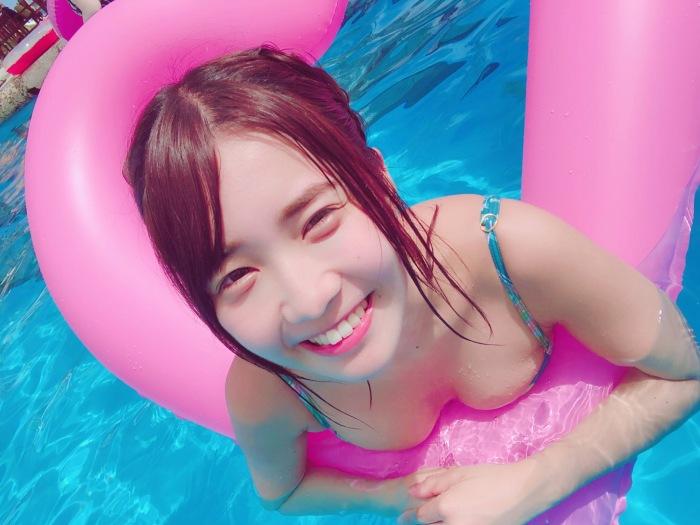 【天羽希純グラビア画像】水着撮影にハマってアイドル卒業したってマジかwwww 76