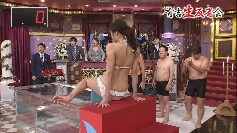 【お宝エロ画像】有吉反省会とかいう民放で堂々エロい放送してる番組wwww 68