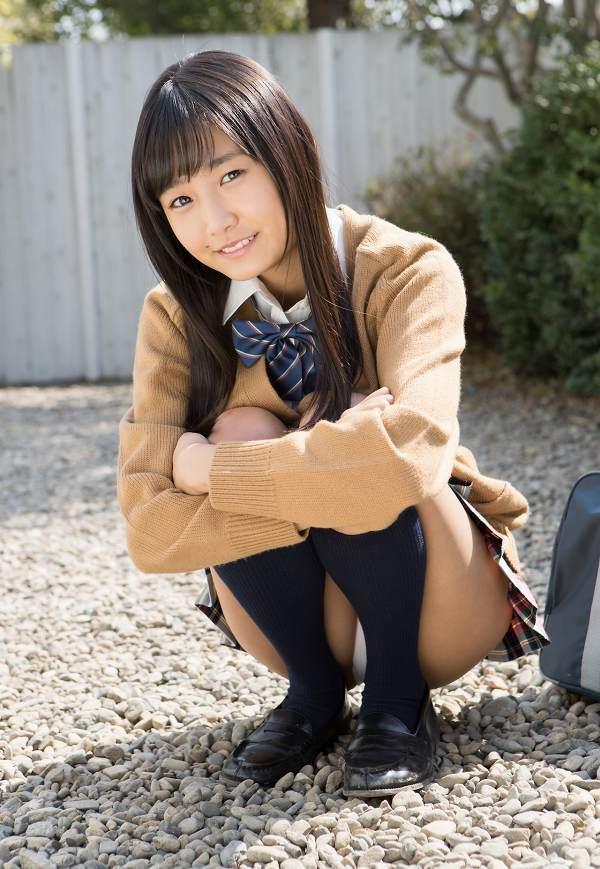 【西野花恋グラビア画像】引き締まったスレンダーボディがエロい美少女 04