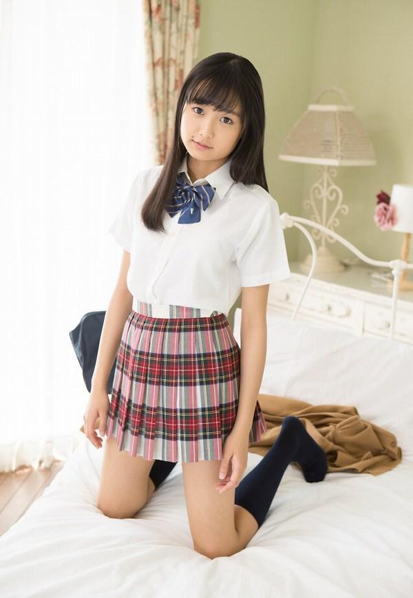 【西野花恋グラビア画像】引き締まったスレンダーボディがエロい美少女 10