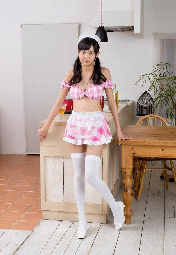 【西野花恋グラビア画像】引き締まったスレンダーボディがエロい美少女 48