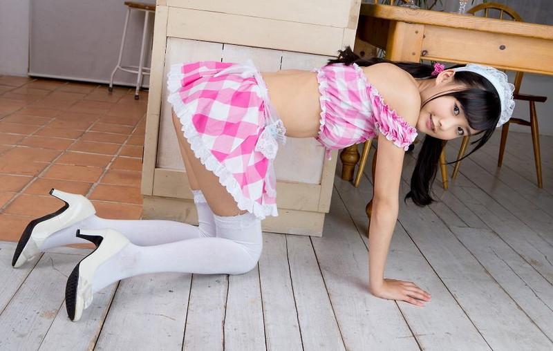 【西野花恋グラビア画像】引き締まったスレンダーボディがエロい美少女 56