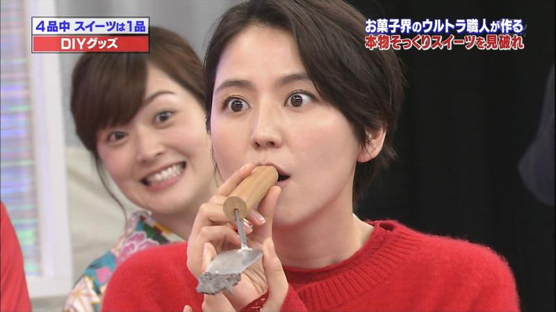 【長澤まさみお宝画像】テレビでエロくてシコれるオッパイの形を見せちゃったw 36
