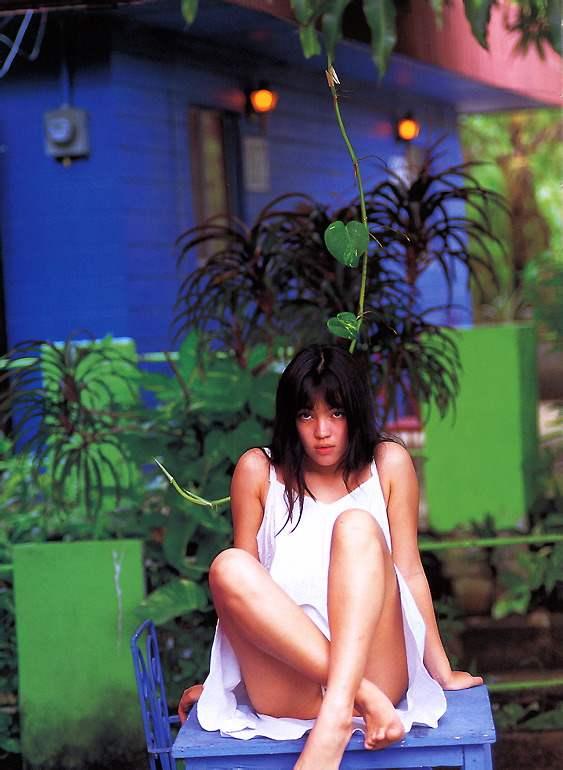 【永井流奈グラビア画像】あのミニスカポリスに現役JKで任命された美少女 28