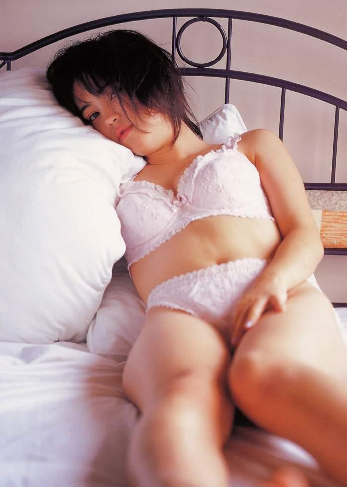 【永井流奈グラビア画像】あのミニスカポリスに現役JKで任命された美少女 55